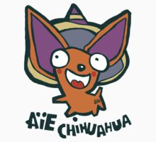 Aie chihuahua dog One Piece - Short Sleeve