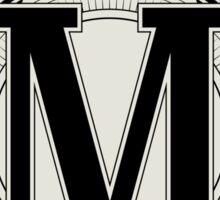 Miskatonic University - Per Sacrificium, Cognitio (Light) Sticker