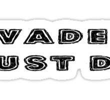 Prodigy Song Lyrics Sticker