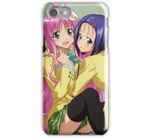 to love ru iPhone Case/Skin