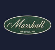 Marshall Amplification Oval Baby Tee