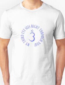 Ajna Third Eye Humor T-Shirt