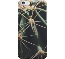 Cactus Close-Up iPhone Case/Skin