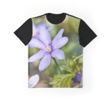 Hepatica Graphic T-Shirt