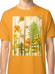 Floral Sunshine 2 Classic T-Shirt