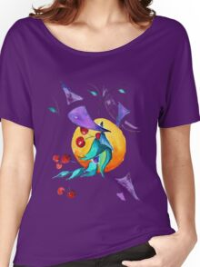Red Cherries Women's Relaxed Fit T-Shirt