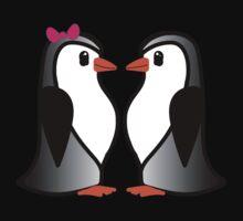 Penguin Lovers Kids Tee
