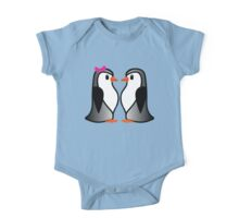 Penguin Lovers One Piece - Short Sleeve