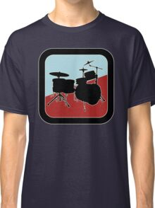 drums Sign Classic T-Shirt