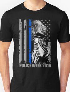 police week 2016 Unisex T-Shirt