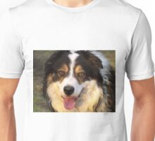 The Heart of a Dog. Unisex T-Shirt