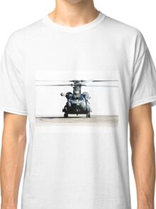 US Army Special Forces MH-47 Chinook Classic T-Shirt