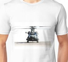 US Army Special Forces MH-47 Chinook Unisex T-Shirt