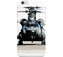 US Army Special Forces MH-47 Chinook iPhone Case/Skin