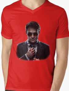 Matthew Murdock - Daredevil Mens V-Neck T-Shirt