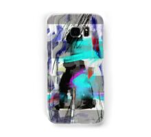 The river laughs of wet pines,  this spring,  sound tumult of water. Samsung Galaxy Case/Skin