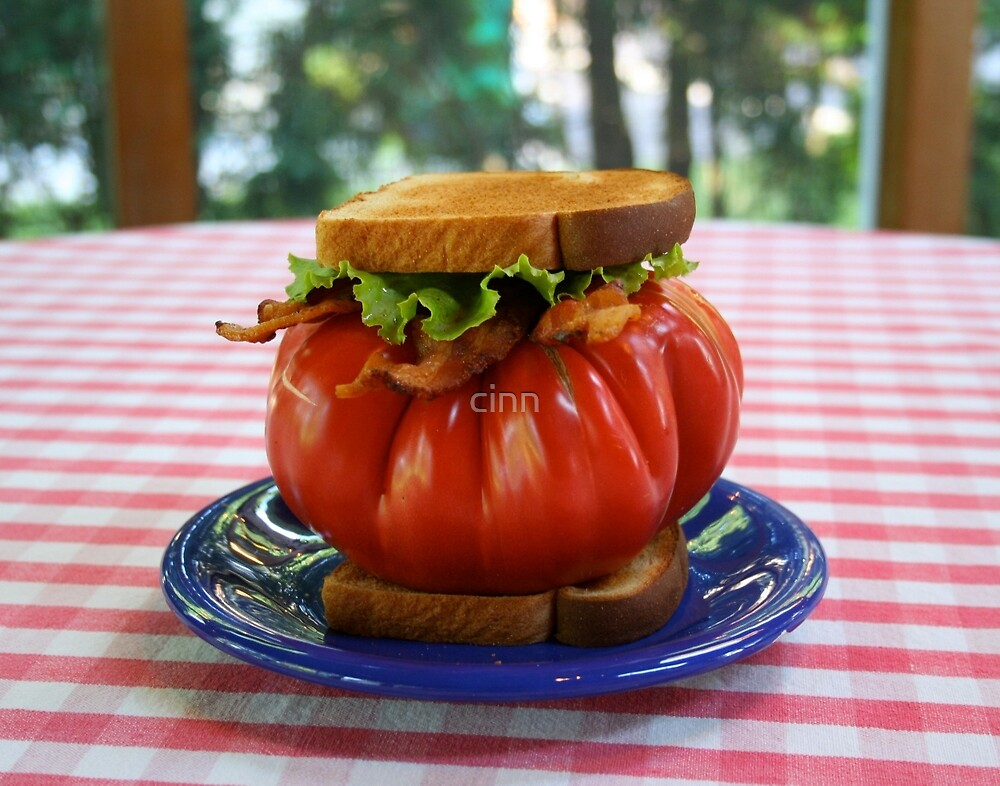 The Tomato Lover's BLT by cinn