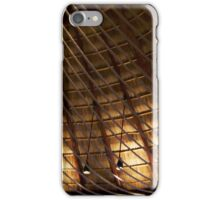 Lines From Above iPhone Case/Skin