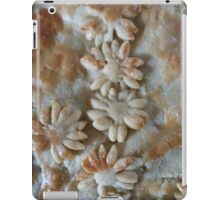 Home Made Pastry Flowers iPad Case/Skin