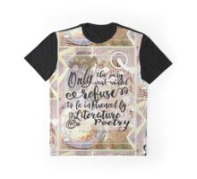 literature and poetry Graphic T-Shirt