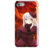 Anna Fire iPhone Case/Skin