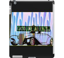 Gasoline Alley Drive iPad Case/Skin