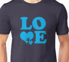 Love Puzzle Heart - Autism Awareness T-Shirts Unisex T-Shirt