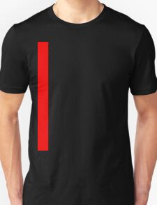 Zootopia Finnick Red Stripe Unisex T-Shirt