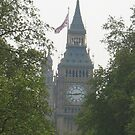 Big Ben by KMorral