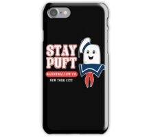 Stay Puft Marshmallow iPhone Case/Skin
