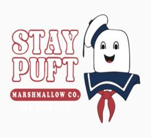 Stay Puft Marshmallow Baby Tee