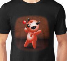 Voodoo Doll Evil Devil Cartoon Unisex T-Shirt