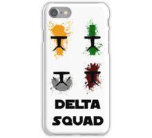 Republic Commando - Delta Squad iPhone Case/Skin