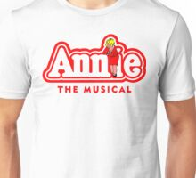 Annie the Musical Unisex T-Shirt