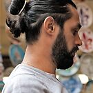 Back Knot by phil decocco