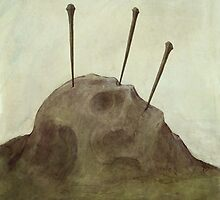 Golgotha by Adam Howie