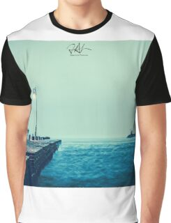 windy afternoon on the pier Graphic T-Shirt