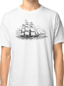 Ship at Sea Classic T-Shirt