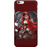 The beauty and Vengeance iPhone Case/Skin