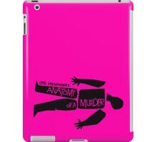 otto preminger's anatomy of a murder iPad Case/Skin
