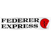 Roger Express Poster
