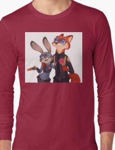 Nick and Judy Long Sleeve T-Shirt