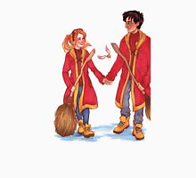 Quidditch Harry and Ginny Unisex T-Shirt