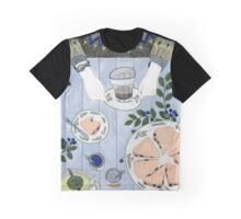 Blueberry Scones Graphic T-Shirt