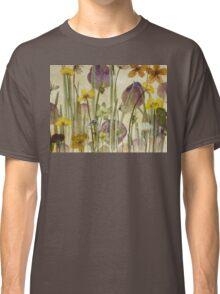 Victorian Meadow closeup Classic T-Shirt