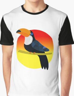 Toucan Graphic T-Shirt