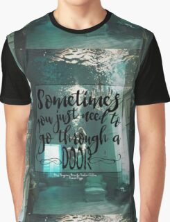 sometimes Graphic T-Shirt