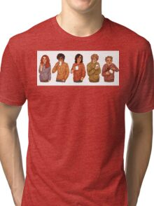 Marauders tea party Tri-blend T-Shirt