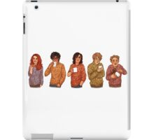 Marauders tea party iPad Case/Skin