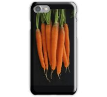 Fresh Carrots iPhone Case/Skin